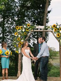 Rustic Farm Wedding with Kyle and Morgan