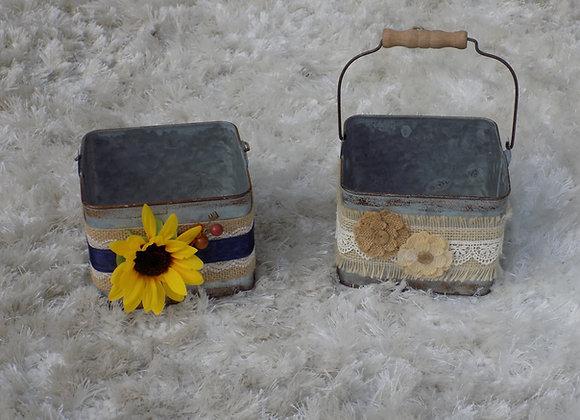 Flower girl buckets