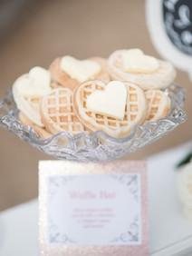 Romantic Wedding Valentine's Day Styled