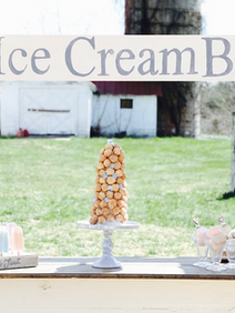 Ice Cream Farm Wedding Styled Shoot Ice