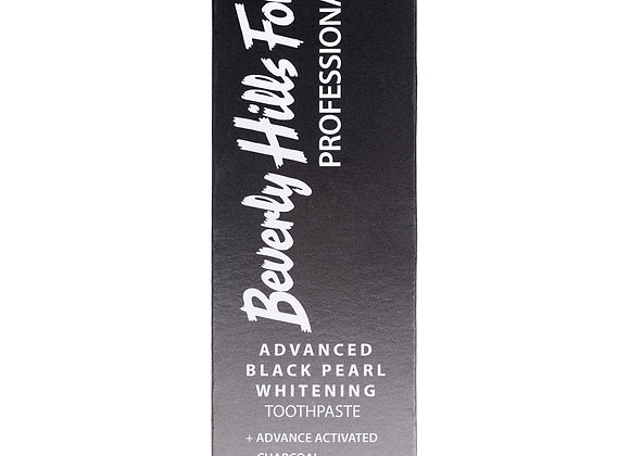 Professional White Advanced Black Pearl Whitening Toothpaste