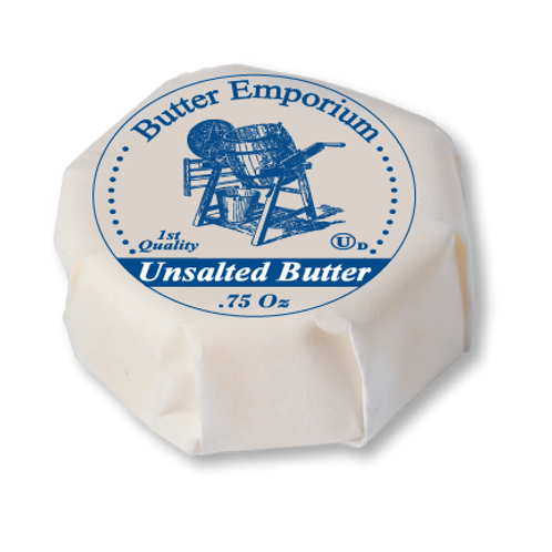 I.W Unsalted Butter Medallions