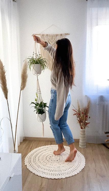 Doppel Pflanzenhänger