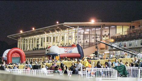 Los Alamitos - horse racing syndicate venue