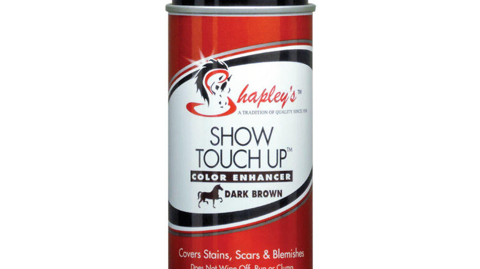 Show Touch Up Dark Brown