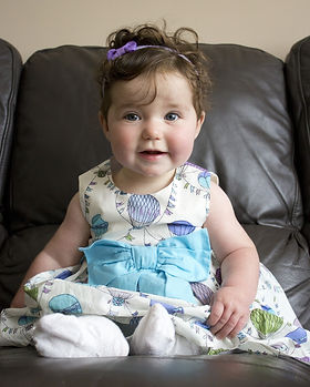 Baby girl 10-12 months