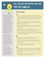 Tips for Families with Young Children