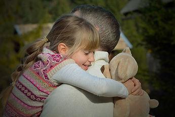 Dad Loving Daughter