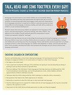 Tips For Preschool Teachers & Other Earl