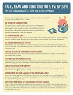Tips for Using Language at Home and in t