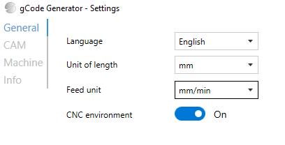 g-code-generator-general-settings
