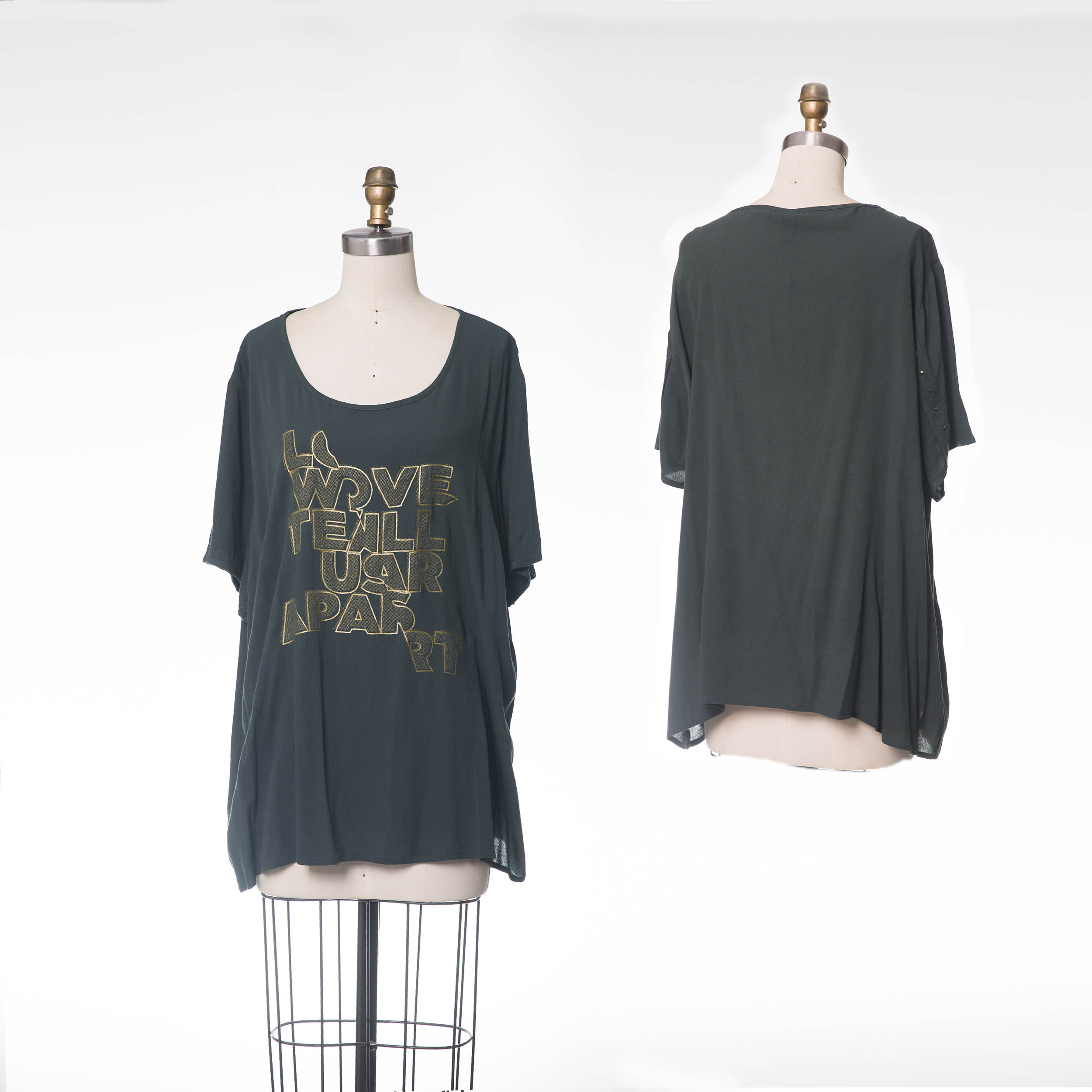 BLOUSE 784367 A -GREEN