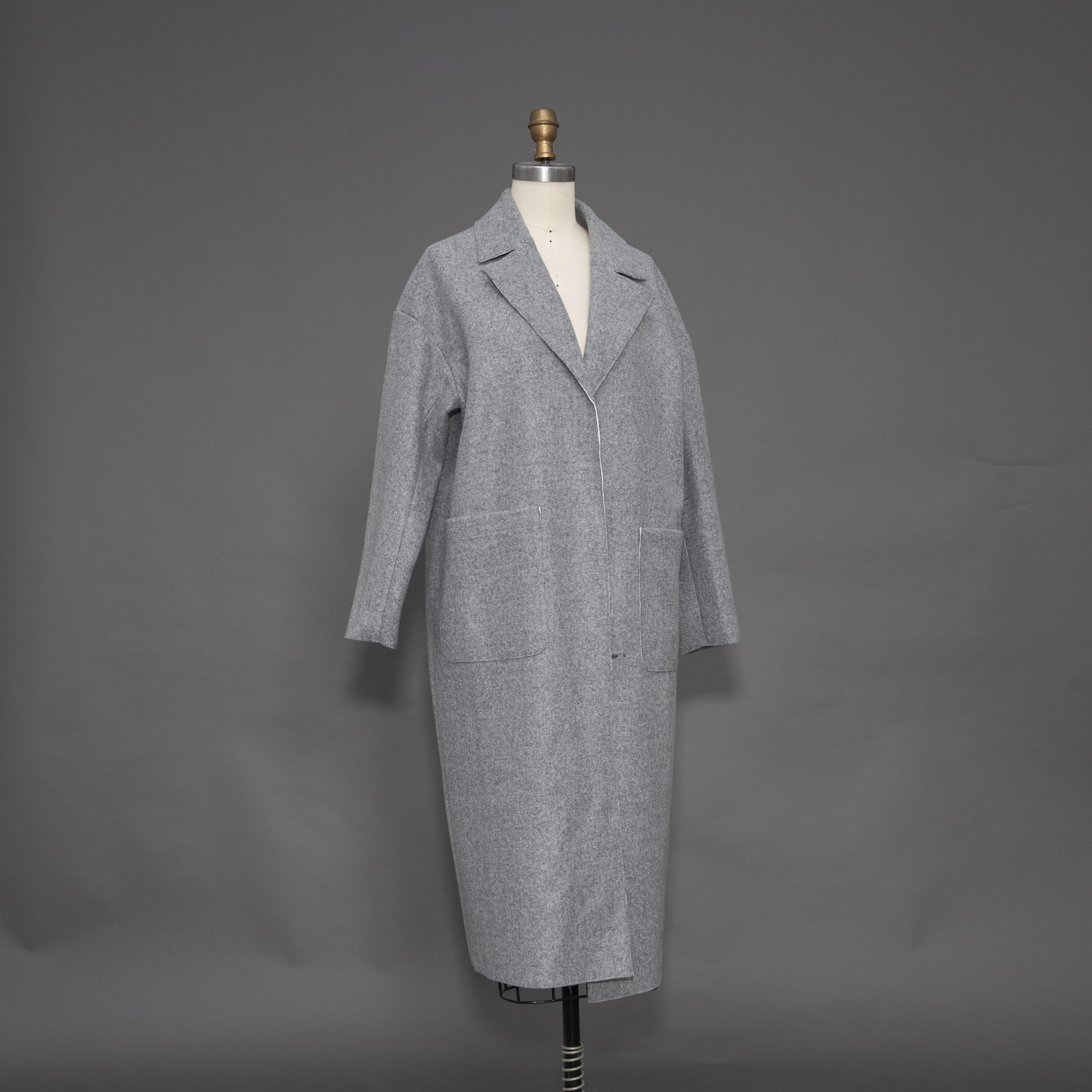 HTF 1 coat