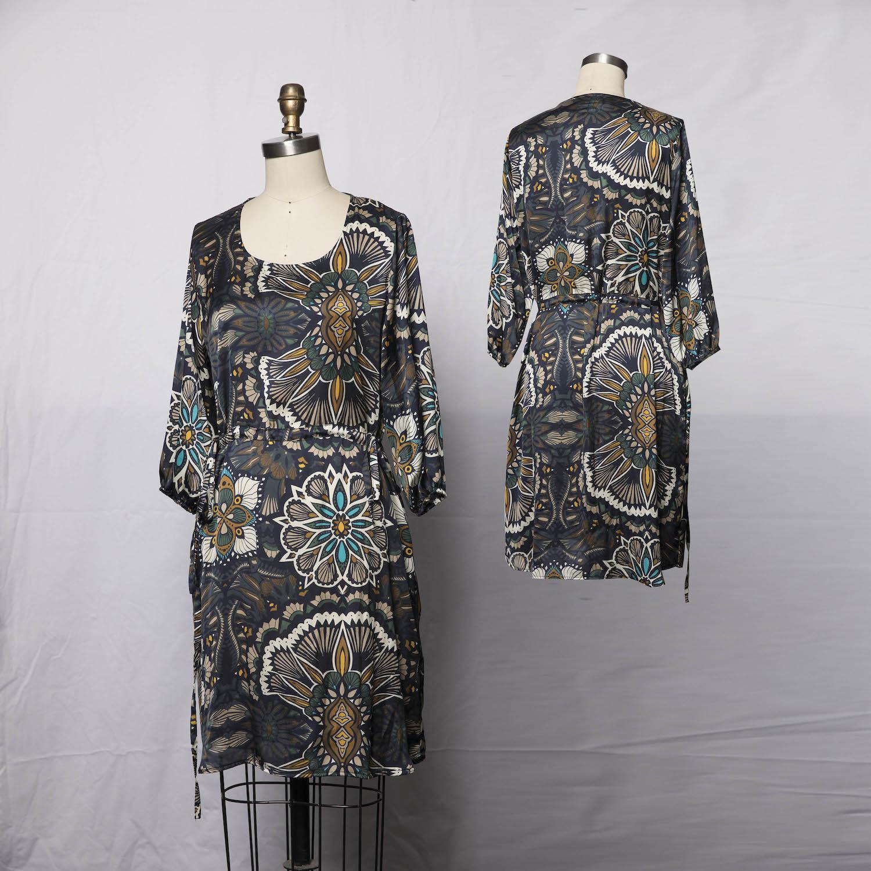 DRESS 174060A