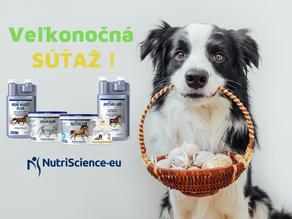 Veľkonočná súťaž o vitamíny v hodnote 70 €