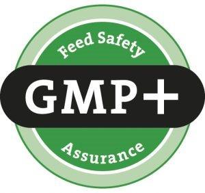 Certifikát o bezpečností doplnkov GMP+ v Nutriscience