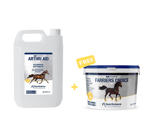 Arthri Aid + Farrier´s Choice