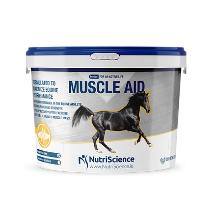 MuscleAid Horse Supplement 1.5 Kg