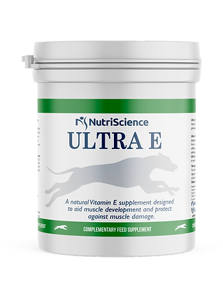 Ultra E- prírodný vitamín pre aktívne psy