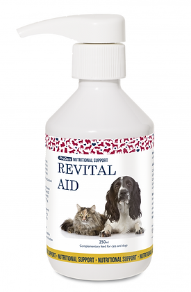 Multivitamin Supplement RevitalAid for dogs and cats
