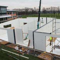 Construction - Walls