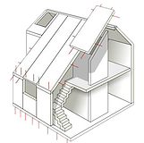 3D Panel House