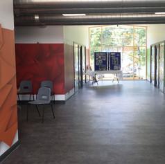 Reepham School - Interior