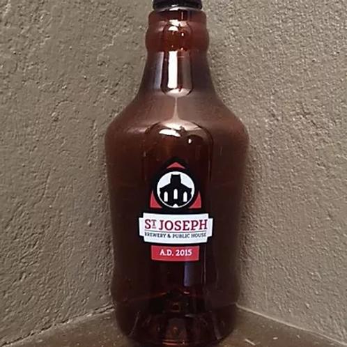 Saint Joseph Brewery 64Oz. Plastic Growler