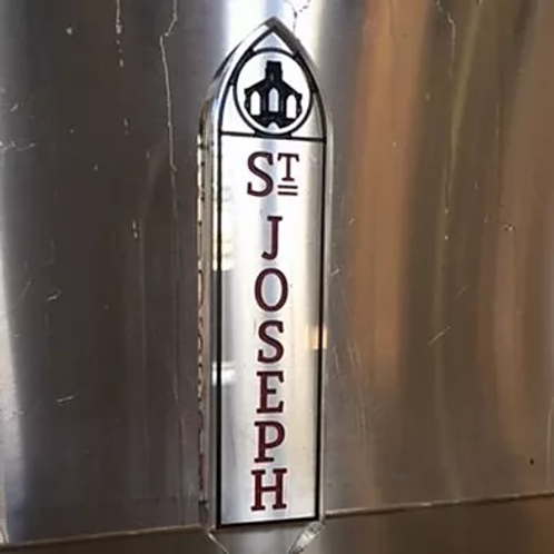 Saint Joseph Brewery Original Tap Handle