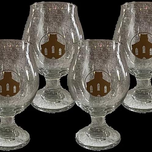 Saint Joseph Brewery Snifters - Set of 4