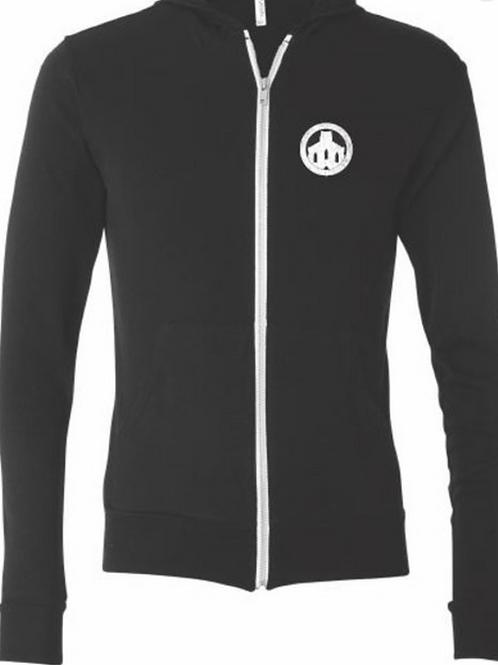 Saint Joseph Brewery Light Weight Full Zip Hoodie Sweatshirt