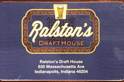 Ralston's Gift Card