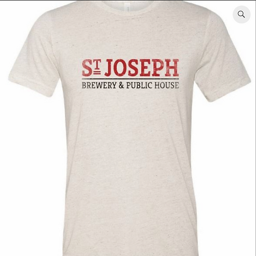 Saint Joseph Brewery Short Sleeve Tee Shirt