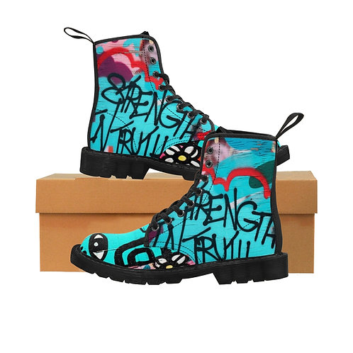Strength in Truth Women's Boots