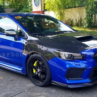 varis wrap around kit for new bumper inludes: front, sides and rear spats 28k