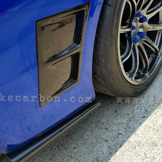 rear bumper vents