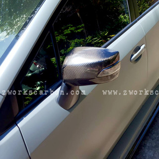 side mirror covers