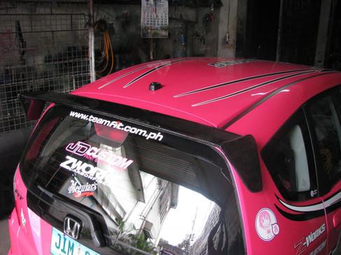 spoon front lip 10k rear diffuser 9k spoon wing 10k