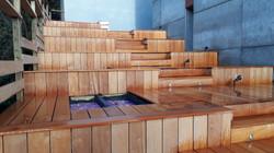 Terrasse bois caluire