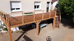 Terrasse bois Tassin