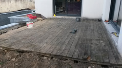 Rénovation deck