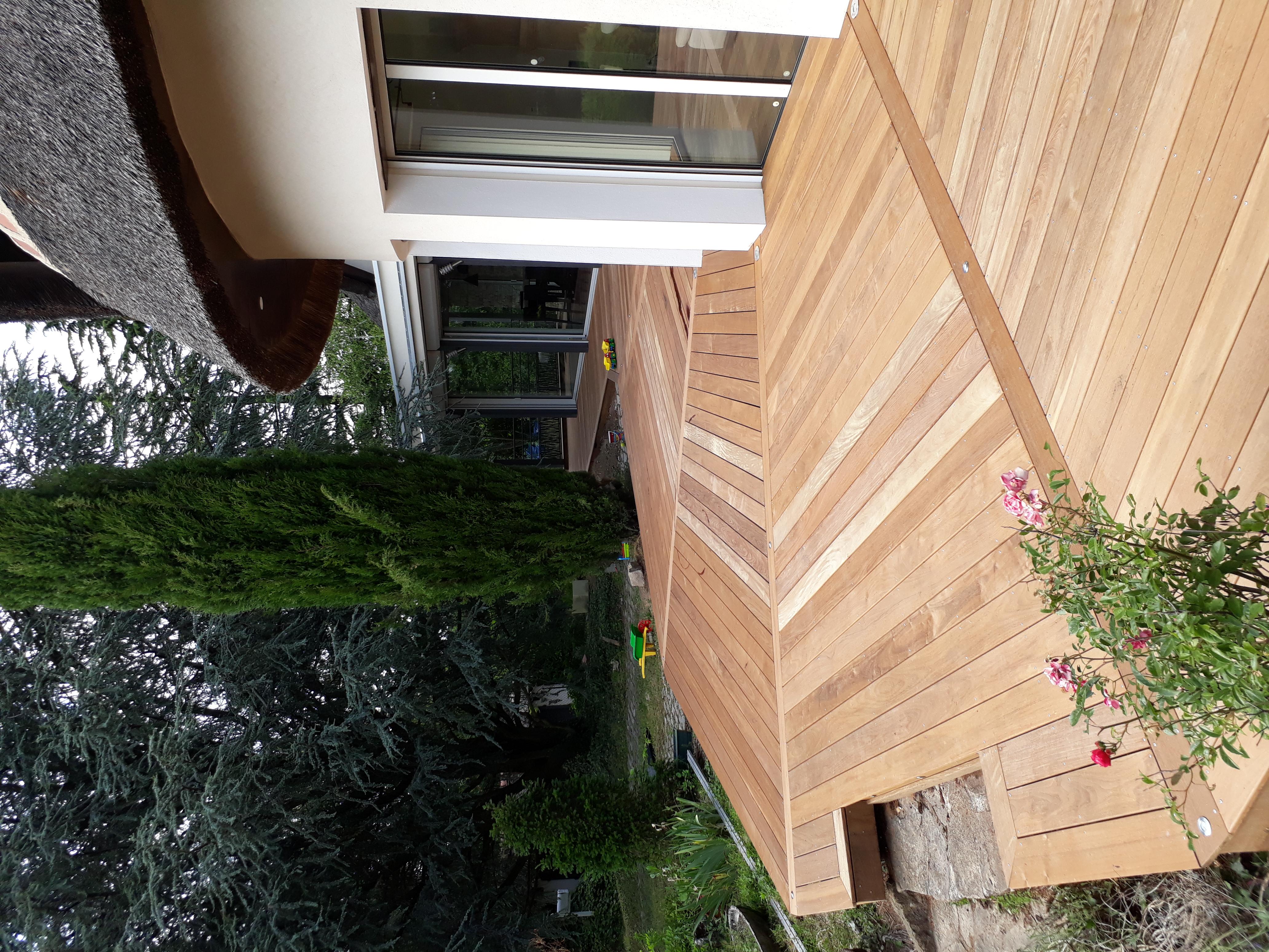 Terrasse bois Ipé 69