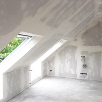 Dachgeschossausbau