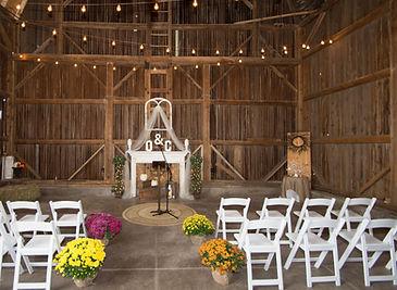 Barn event venue