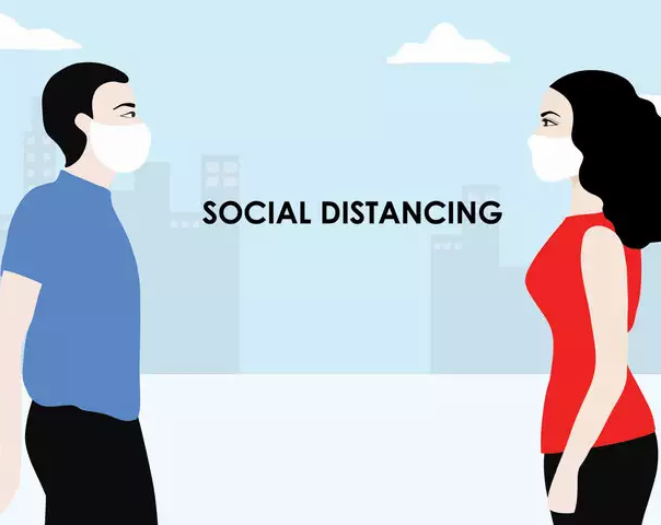 Social Distancing Guidlines