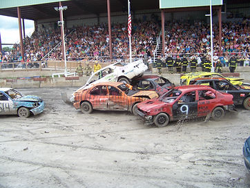 Demo Derby May 22, 2021