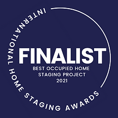 FINALIST - Best Occupied Home Staging Project (2).png