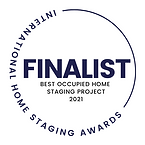 FINALIST - Best Occupied Home Staging Project.png