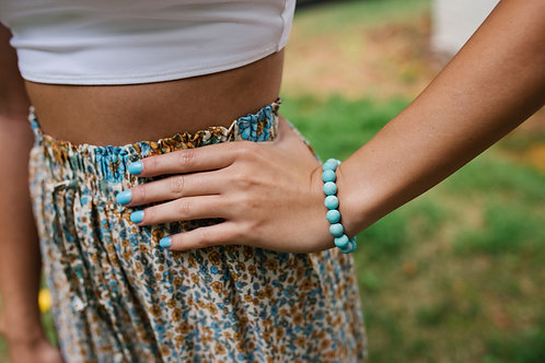 Dakota Blue Bracelet