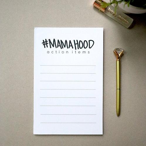 #MAMAHOOD